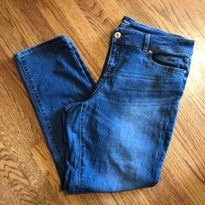 INC Jeans Size 16 Straight Leg 👖
